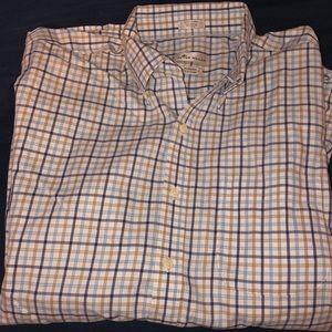 Peter Millar XL button down shirt.